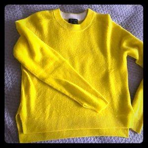 "Rag & Bone ""Yorke"" Cashmere Sweater"